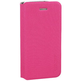 Kooltopp Flap Case with Stand for iPhone 5 / 5s,  green