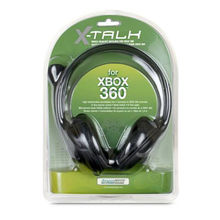 Dream Gear X-Talk Gaming Headset (DG360-1707),  black