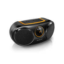 Philips AT10 Wireless Portable Speaker, black