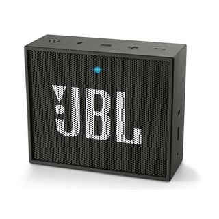 JBL Go Wireless Portable Bluetooth Speaker (Red, Mono Channel)