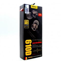 Advent Basics Remax 610D High Performance Earphones