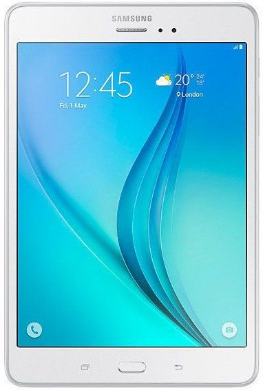 Samsung A T355 Tab (White) By Infibeam @ Rs.16,335