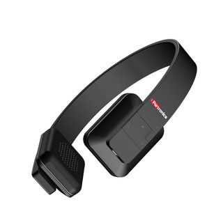 Portronics Muffs XT Wireless Bluetooth Headphone (Black)
