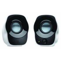 Logitech Z120 2.0 Stereo Speakers, 0, standard-white