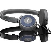 AKG K420 Headphone,  blue