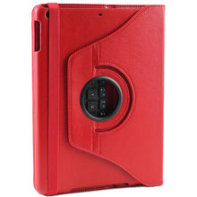 Kooltopp 360 Rotating with detachable BT Keyboard,  red