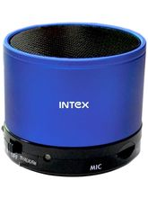 Intex IT-11S BT Portable Bluetooth Speaker (with TF/FM/AUX-IN) - Blue