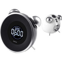 Edifier MF240 Speaker Tick Tock Bluetooth FM,  black