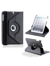 Callmate 360 Rotating Leather Cover Case For iPad Mini