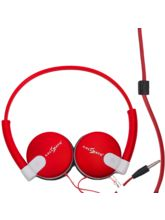 Callmate Walk Man Headphone (Red)