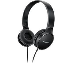 Panasonic RP-HF300 Headphones, black
