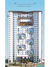 RJ Developers - RJ Lake Gardenia - Bangalore Sky Villas - Sky Villas 4 BHK