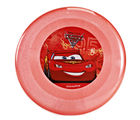 Disney Cars Frisbee, red