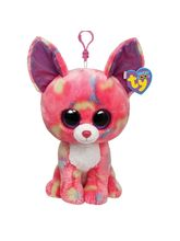 TY Cancun - Pink Chihuahua Clip, pink