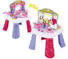 Saffire 2 in 1 Kitchen and Dresser Beauty Set, multicolor