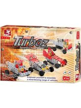 Toy Kraft Turboz, multicolor