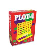 Ekta Favourite Family Plot-4 Game, multicolor