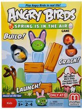 Mattel Angry Birds: Spring Is In The Air Game (Multicolor)