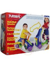 Funskool Ride 2 Roll Scooter 8457000(Multicolor)