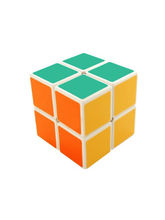 Shopcros Magic Cube Set Of Two (2* 2), multicolor