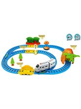 Saffire Kids Starter Train with Intelligent Sensing and Dialog with Light Effects, multicolor