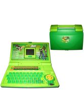 Ben10 English Learner Kids Laptop (Multicolor)
