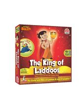 Mad Rat Games Chhota Bheem - The King of Laddoo, multi