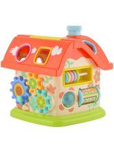 Saffire Funny Intelligence House, multicolor