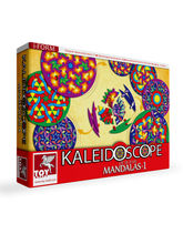 Toy Kraft MANDALA JIGSAW KALEIDOSCOPE, multicolor