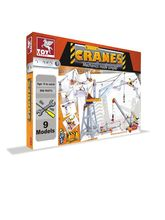 Toy Kraft Cranes, multicolor