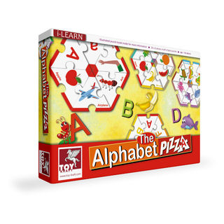 Toy Kraft The Alphabet Pizza, multicolor