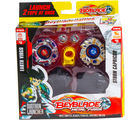 Saffire Beyblade 6D Light Launcher System Bayblade Metal Fusion, multicolor