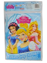 Disney Disney Colouring Set 9 In 1 Princess Blue, multicolour