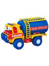 Anand Oil Truck, multicolor