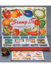 Stamp It - Fruits & Vegetables (Multicolor)