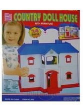 Doll House(Multicolor)