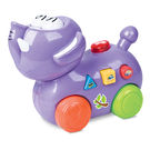 Mitashi SkyKidz Happy Go Lucky Pet Musical Toy-Elephant, purple