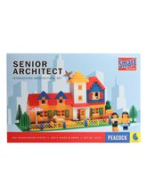 Peacock Smart Blocks - Senior Architect, multicolor