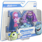 Disney Monsters University Scare Pairs, multicolor