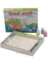 Mini Sand Craft - Birds (Multicolor)
