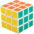 Shengshou 3x3x3 Magic Cube, multicolor