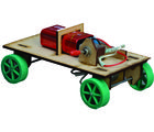 Junior Scientist Motorised Car, multicolor