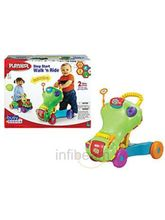 Funskool Step Start Walk N Ride 8563000 (Multicolor)
