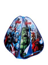 Itoys Marvel Avengers My First Pop-Up Adventure Tent, blue