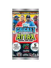 Topps Cricket 2014 Attax 50s Carry Box, multicolor