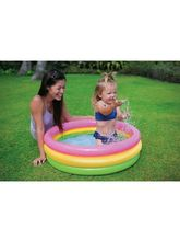 Intex Sunset Pool 2 Ft, multicolor