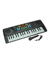Adaraxx Music Keyboard Instrument with 37 Keys, multicolor