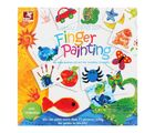 Toy Kraft Getting Started With Finger Painting, multicolor