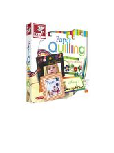 Toy Kraft Paper Quilling, multicolor