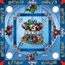 Itoys Marvel Avengers Carrom Board - Big Size, multicolour